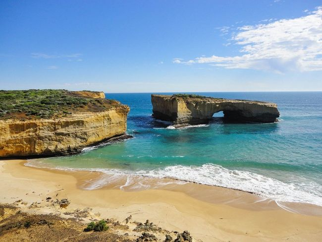 EyEmNewHere Vacations Travel Photography Travel Greatoceanroad Melbourne Outdoors Clear Sky Nature
