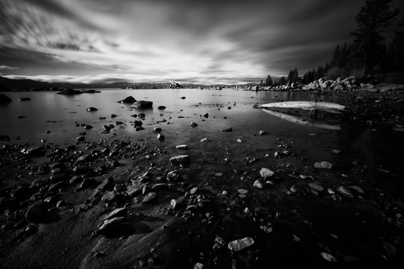 Blackandwhite Landscape Canon 5d3 Itsaboutwhatisee Livefree Livelife Longexposure Cinepixtor Lake Tahoe