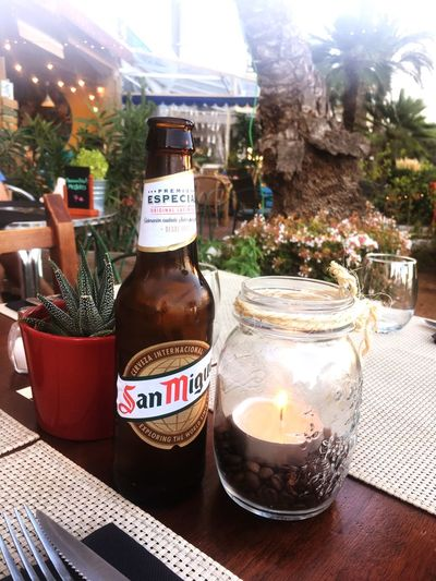 Ibiza Love Lifestyles Plant Photography #beer Cerveza San Miguel