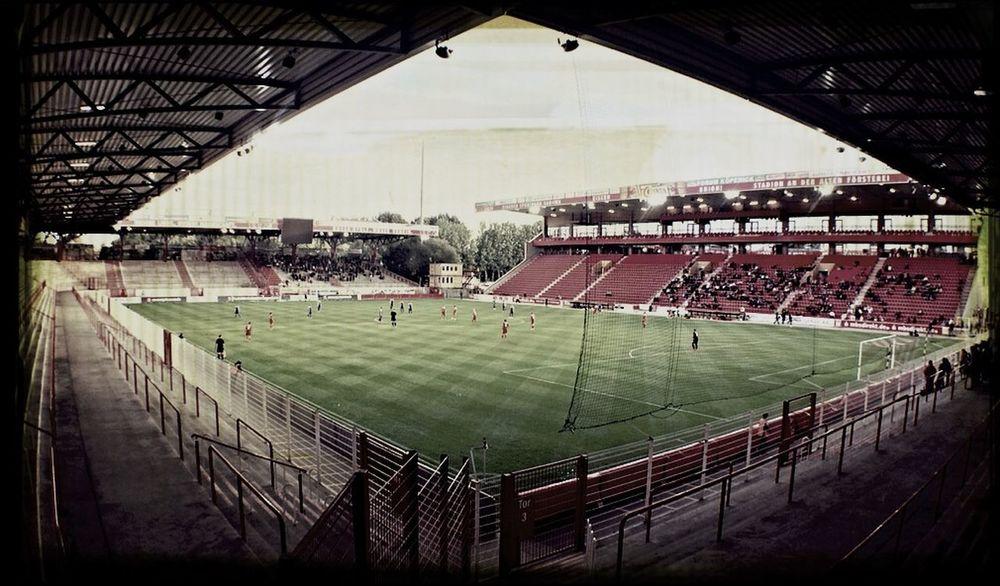 Stadion An Der Alten Försterei 1. FC Union Berlin Alte Försterei Union Berlin