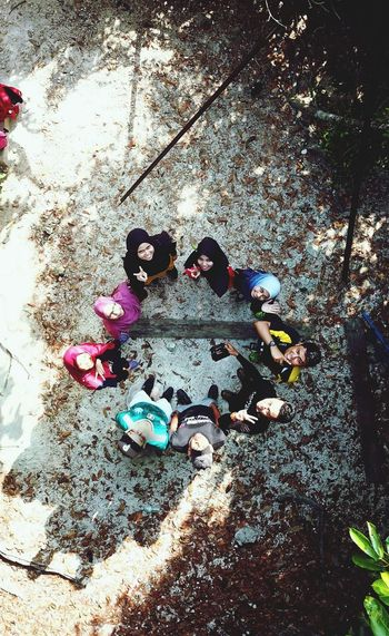 something different Aerial View Aerialphotography EyeEm Selects Topdown Eyebird Mavicpro Mersing JungleTracking High Angle View Day Nature No People City Street Sunlight Outdoors Close-up Land Standing