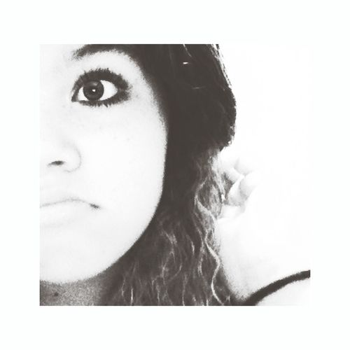 My eye?