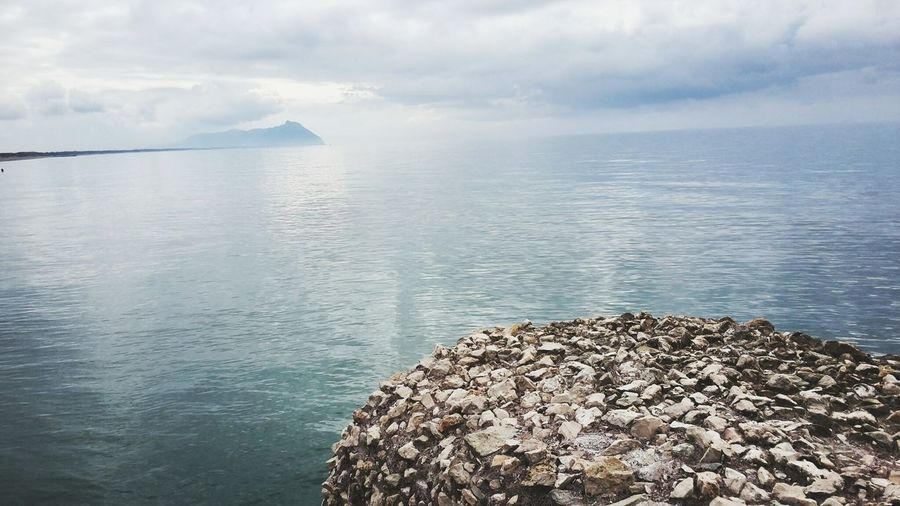 Beach Colors Sea Sea And Sky Seaside Seaworld Sea View Sealove Blue Bluesky Scogli Circeo Italy Spiaggia Love Morning Sky And Clouds