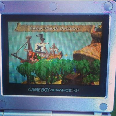 I've been playing #donkeykongcountry (#GBA version) for less than a day and I'm already at the final boss. #wtfgamersonly #wtfgo #nintendolife #igersnintendo Igersnintendo GBA Wtfgamersonly Nintendolife Wtfgo