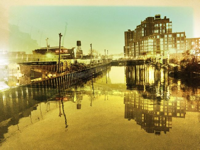 Seeing the Gowanus Canal through a different filter