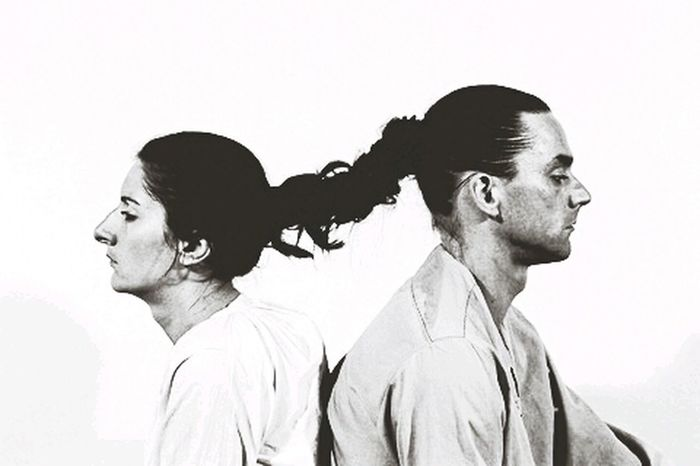"Marina Abramović & Ulay ""Relation in time"" 1977. Performance Performance Art Marina Abramović Contemporary Art"