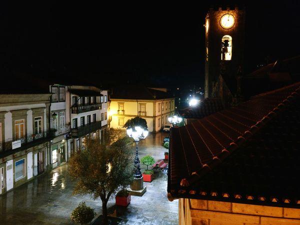 Rainy Nights Old Village Autmn Secret Places