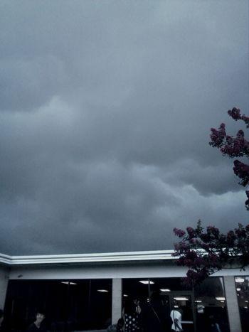 at killeen highschool lol bad weather yayyy lol Killeen
