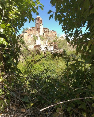 Turruncún La Rioja Pueblos Abandonados SPAIN Fantasmas Leyendas
