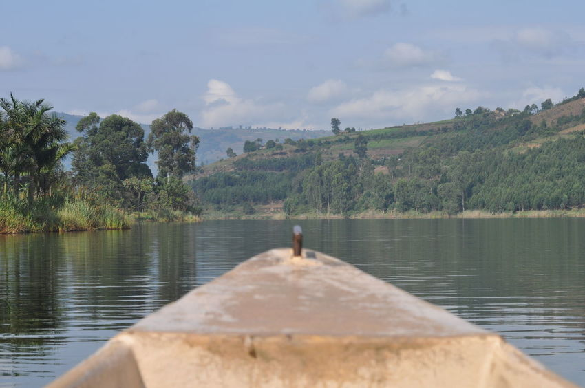 Beauty In Nature Buyonyi Lak Calm Escapism Getting Away From It All Idyllic Majestic Nature Outdoors Relaxation Scenics Solitude Tranquil Scene Tranquility Uganda  Water