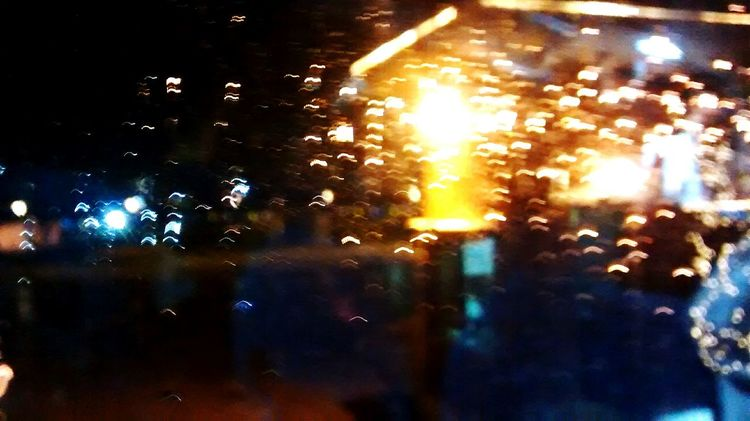 Rain Raining Day Drops Light