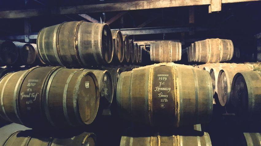 Indoors  Cellar Wine Cellar No People Industry Food And Drink Warehouse Business Finance And Industry Stack Winery Wine Barrel Winemaking Wine Cask Alcohol Close-up Day Basement Barrels Of Cognac Cognac Ville De Cognac Cognac Region Travel Destinations Drink Industry