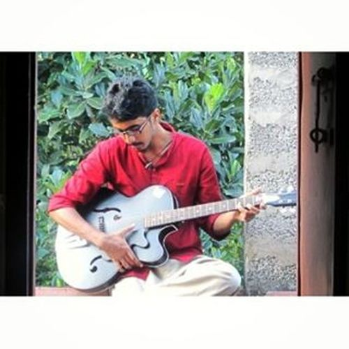 New Guitar Acoustic Mattblack Black Play Music Tunes Play Passion Dream
