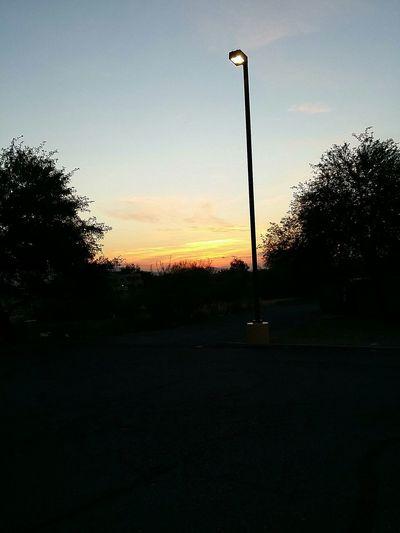 That tucson arizona sunset always a new one every night !