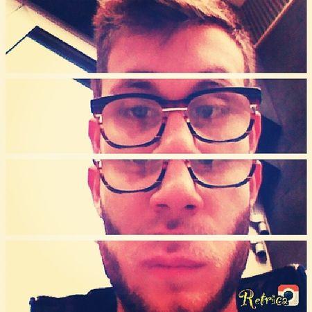 Me LOL Laughter Funny Glasses Apezzetti Retrica Foreverandever Photograph Instacare Cold Pioggia Noia Follow4follow Followme