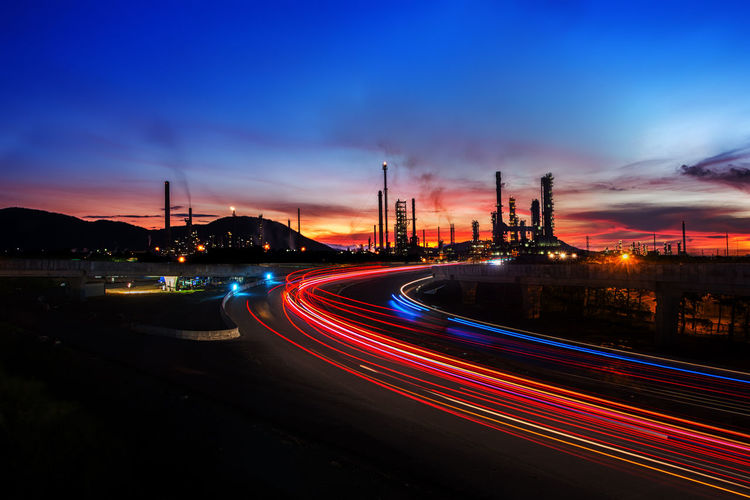 beautiful lighting of oil refinery plant Night, Petroleum, Refinery, Road, Auto, Automotive, Built, Business, Carbon, Chemical, Chemistry, Chimney, Color, Construction, Dark, Diesel, Distillation, Distillery, Ecology, Economy, Energy, Engineering, Environment, Factory, Gas, Greenpeace, Industria