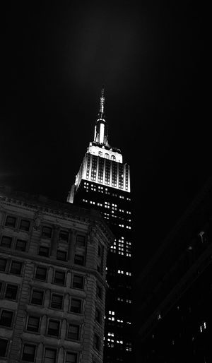 New York City Empire State Building Empire Of Lights Empirestatebuilding NYC LIFE ♥ New York