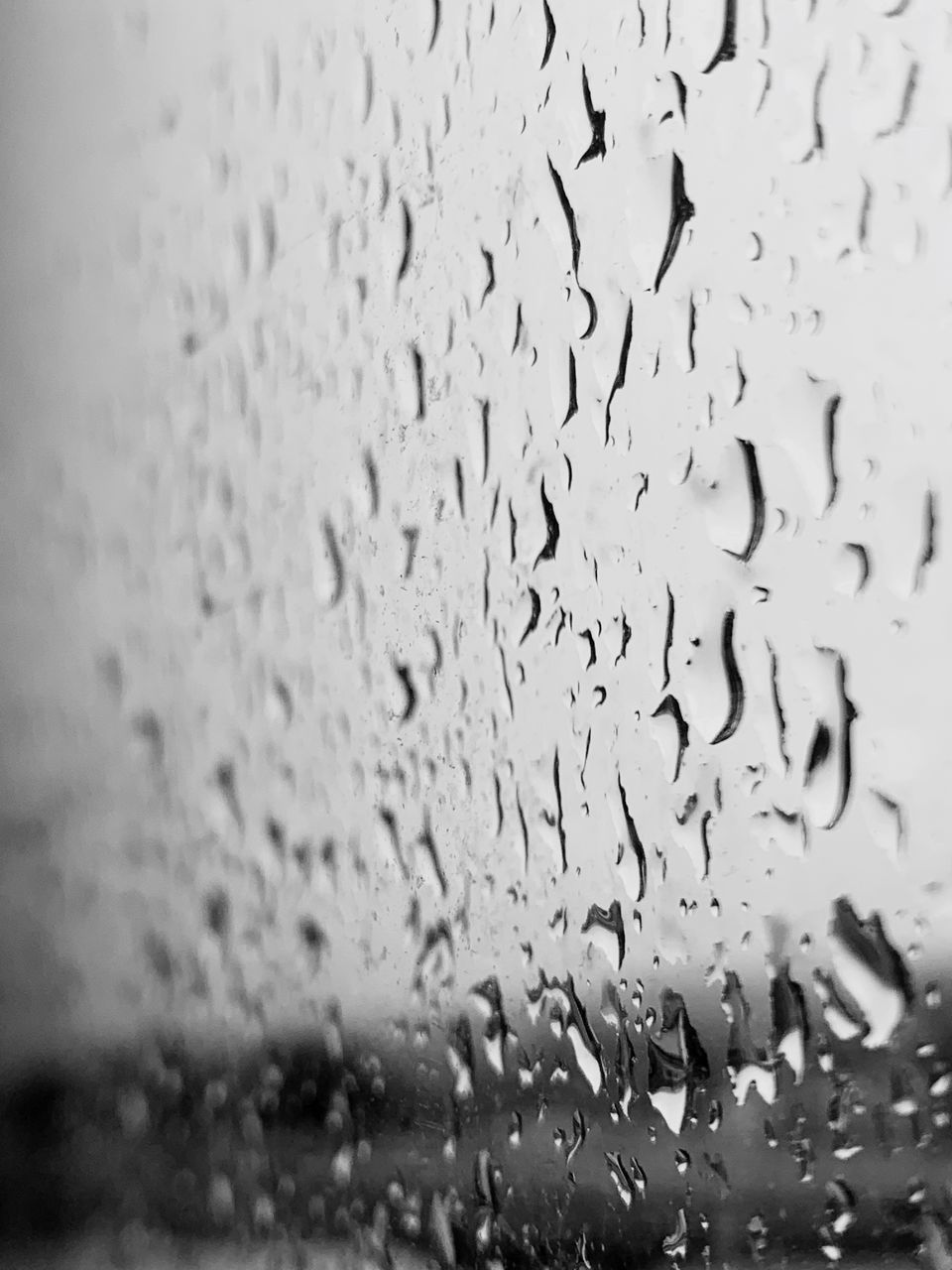 drop, wet, water, glass - material, rain, no people, backgrounds, close-up, transparent, raindrop, window, rainy season, full frame, indoors, day, focus on foreground, nature, monsoon, glass