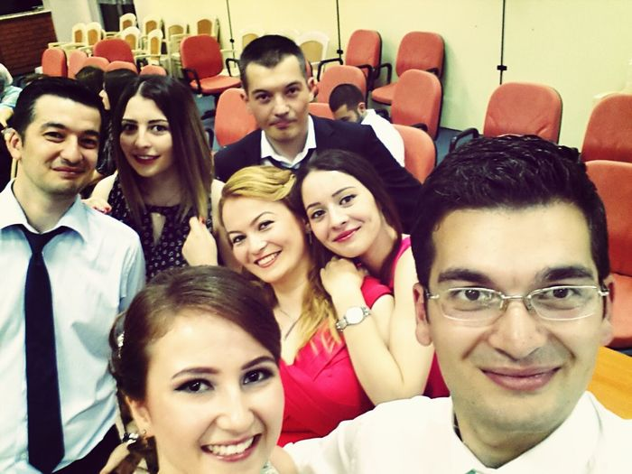 ;) First Cousins Touch Wood Cousin's Engagement Selfie afşin... yeliz... oguzhan... burak... melahat... hilal... veeee ilayda ;))