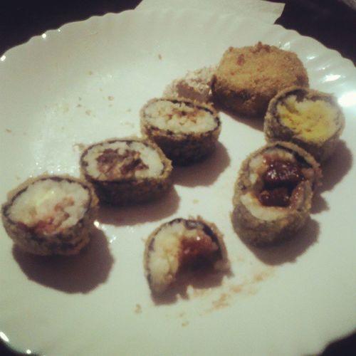 Ô coisa boa... SushiKaxi com Betania