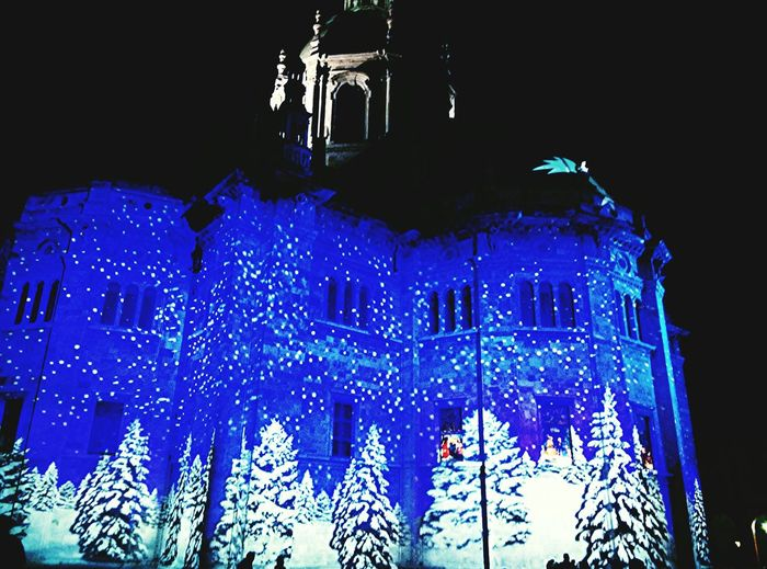 Como Christmas Time Lake Como Winter Duomo Di Como Magiadinatale Natale2014 Christmas Lights