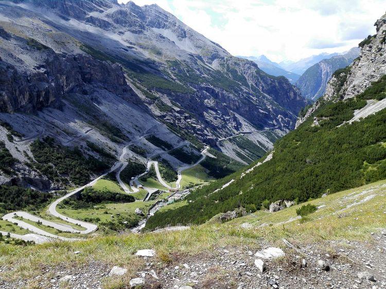 Passo dello Stelvio Holiday Italy Lombardy Mountains Road Roadtrip Stelvio Pass Stelviopass