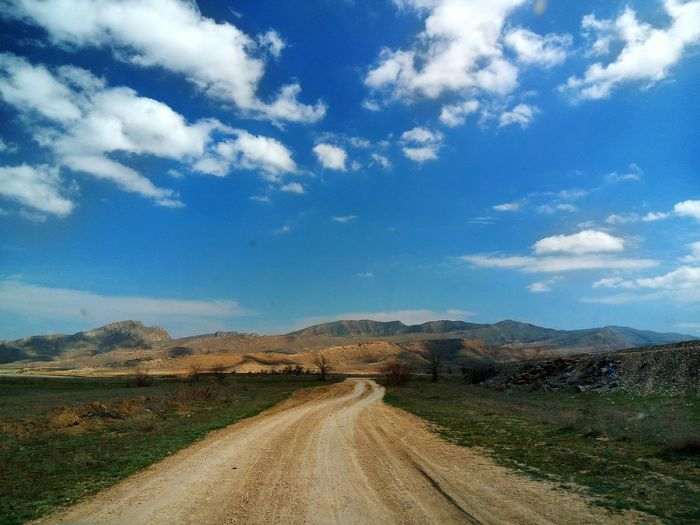 Cloud - Sky Landscape The Way Forward Scenics Mountain Sky Winding Road Road No People Outdoors Beauty In Nature Nature Day LeEco LeTv X600 Dagestan