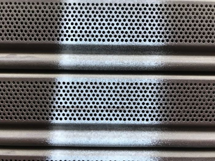 Graphity Graphitti Industry Metal Air Duct Close-up Pattern No People Day Indoors  Aluminum