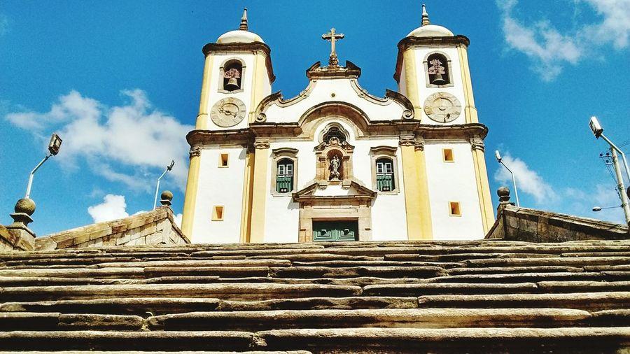 Church OuroPreto-Brasil MinasGerais💜