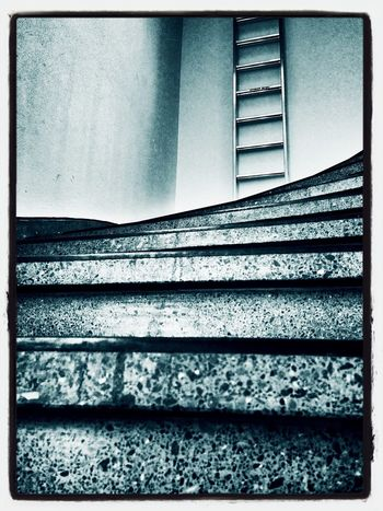 Stairway to heaven? Stairs Taking Photos Architecture