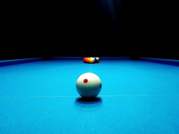 Simple perfection. Billiards 9ball Pool Table Saturdaynight