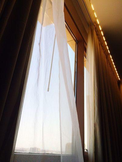 Newbie First Eyeem Photo Hotel Window at Westin , Doha,Qatar EyeEm Vision