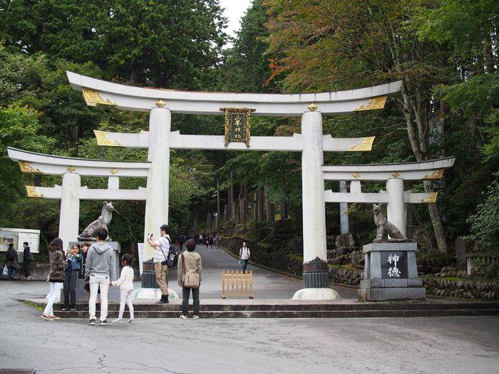 パワースポットの三峯神社に行ってきました。鳥居が特徴的なのです。 Chichibu Saitama , Japan 三峯神社 秩父 鳥居