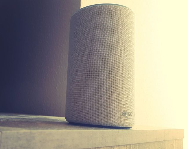 Amazon Echo Logo Technology Amazon Echo Newspaper Close-up Publication Investment Magazine Printed Media News Event Journalism Book Cover Nest Egg Money Coin Tall - High Finance And Economy