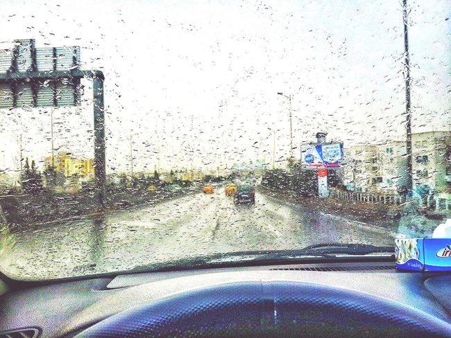 Sightseeing On The Road Ontheroad Raining Rainy Day Rain Rainy Days Raindrops Rain Drops Rain☔