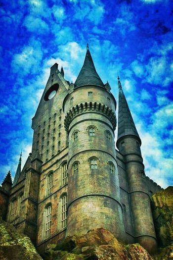 At Hogwarts Harry Potter