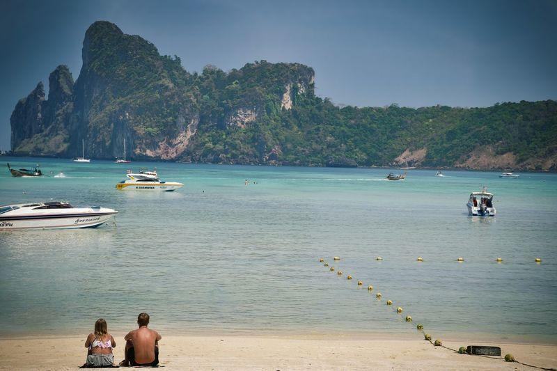 Thailand Kohphiphiisland Kohphiphi KohPhiPhi, Thailand Couple Couplesphotography Landscape Landscape_photography