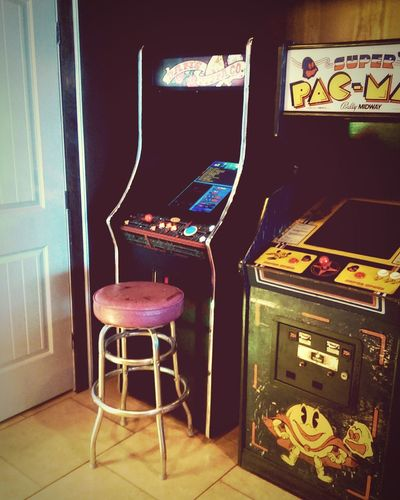 Custom 412-in-1 Multicade for Dans Pizza- get your own! Check out our site arcades4aid.com Danspizza Arcade Games Arcade Pizza Mspacman Pacman Donkeykong GALAGA  Frogger Restaurant Ilovethe80s 80s Retro Vintage Forsalenow BUYNOW