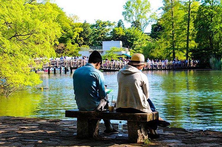 👫 아무말없이, 책보던두사람. 도쿄 도쿄여행 이노카시라공원 일본여행 커플 스냅 빈카메라 井の頭公園 Inokashirapark Tokyo Travel Trip Couple Bincamera