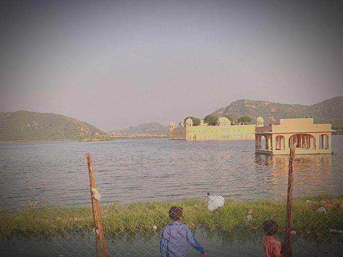 Jalmahalpalace Jaipur Mobilephotography by Awleen Khan