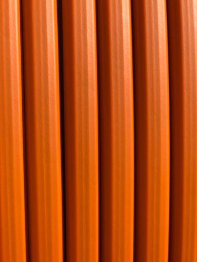 Full frame shot of orange roof