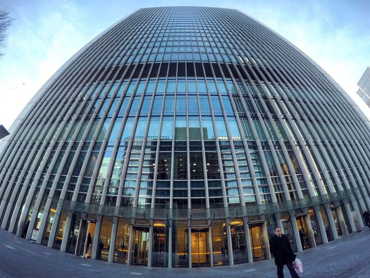 Architecture Building Exterior EyeEmNewHere Photo Cloud England Photography London Gopro Sky Modern Day City Outdoors Cloud - Sky No People Close-up Skyscraper Lieblingsteil The City Light The Architect - 2017 EyeEm Awards The Street Photographer - 2017 EyeEm Awards