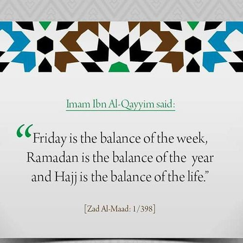 Happy balance of da week.. Jumaahmubarak
