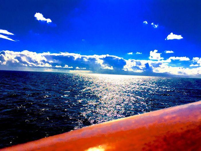 Traveling Ship