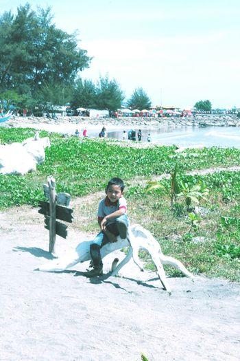 Hei i miss you bandel... :3 Family Boy INDONESIA Westsumatera Padang