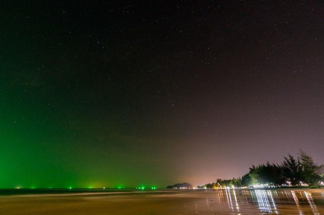 2 tone Chanthaburi EyeEm Galaxy Landscape Long Exposure Nightphotography Nightsea Outdoors Sky Starphoto Starphotography Thailand TheMilkyWay
