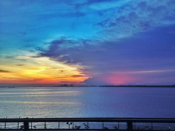bluess Sunset