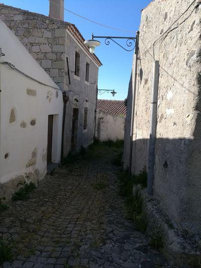 Gosthtown Abandoned Places Abandoned Abandoned House Town City Sardinia Sardegna Italy  Houses Nature House Door Stone