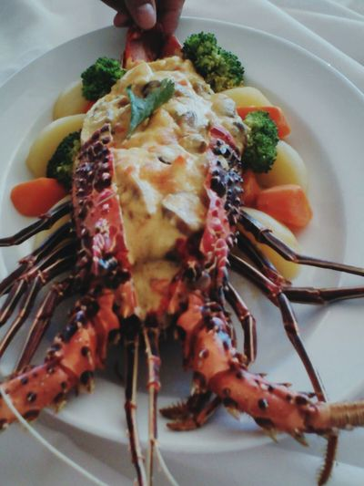 Food Porn Awards Lobster Ordering Room Service Booking A Room