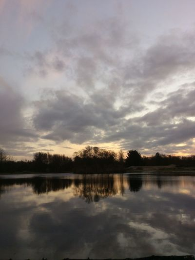 Pure Photography Eye4reflections Cloud_collection  . EyeEm Best Shots - Nature Schiermonnikoog